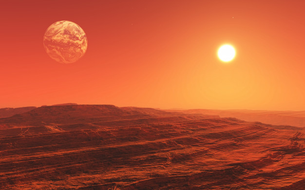 Fun Facts About The Planet Mars