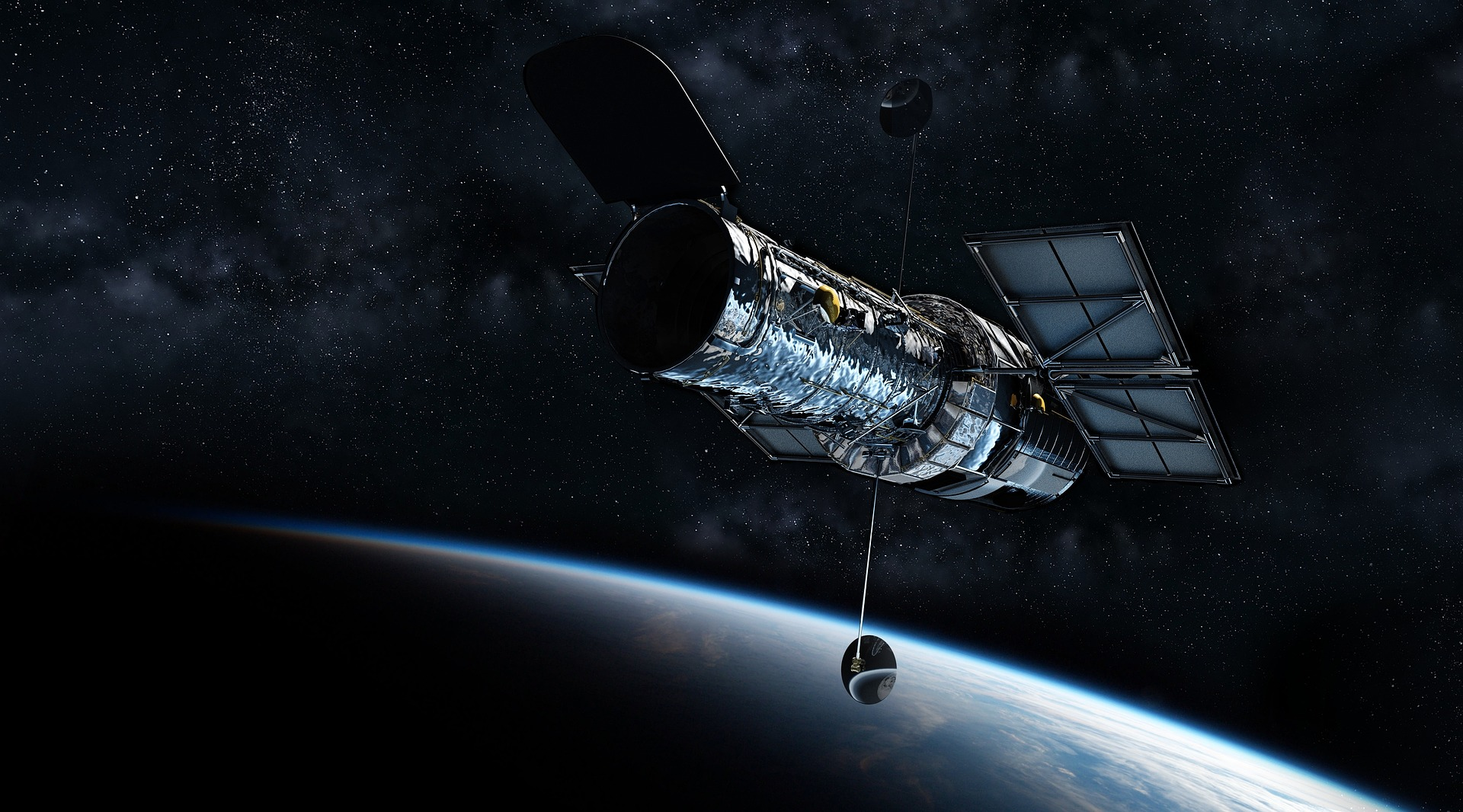 A beginners guide to Hubble Telescope