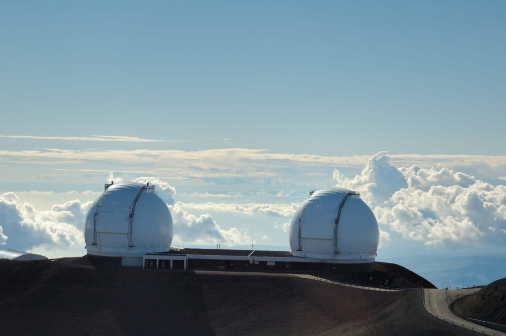 top 5 highest observatory locations