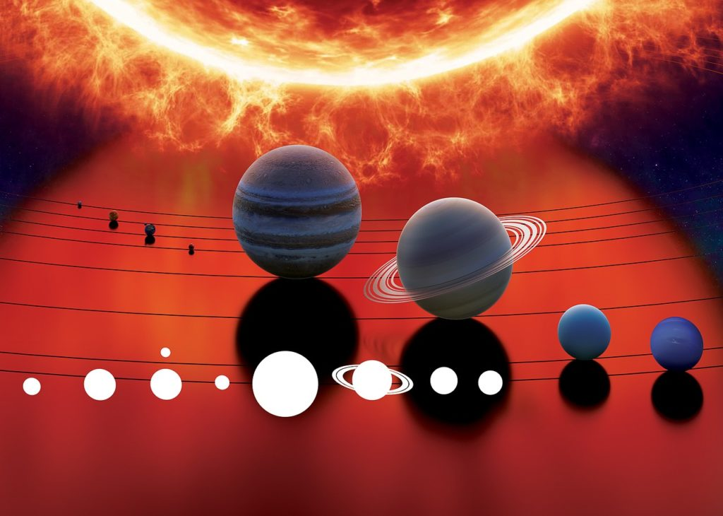 Facts About The Solar System That Will Blow Your Mind
