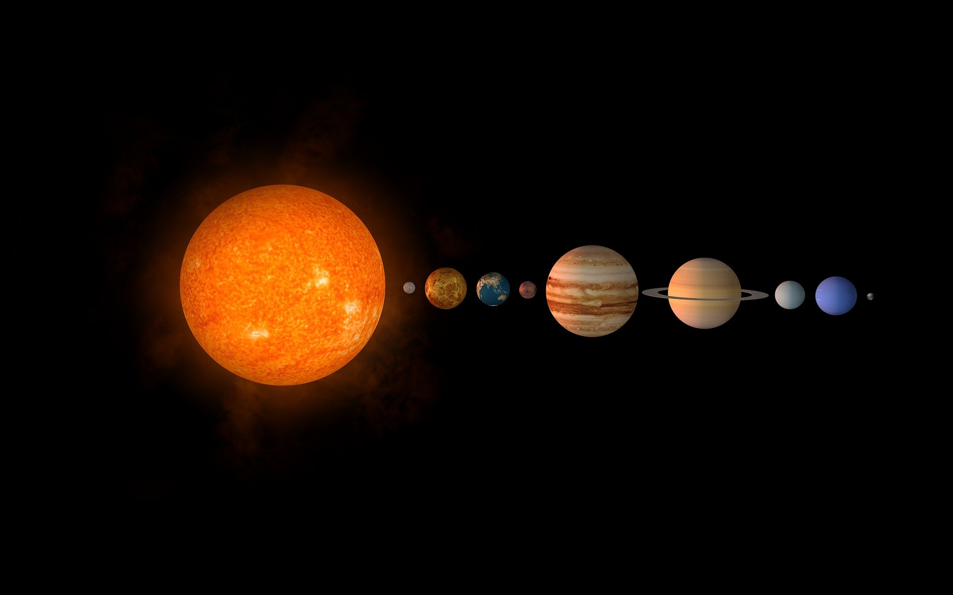an informative tour to solar system planets