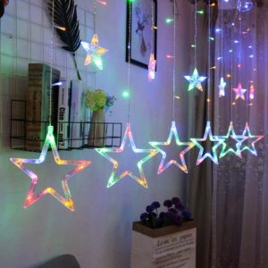 Star String Lights Decorative Material – HOLD