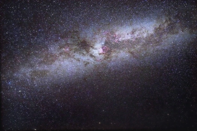 Milky Way Galaxy- Ways To Find It From Your Backyard
